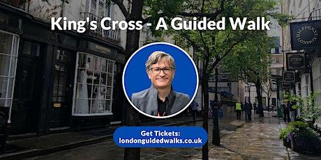 Kings Cross - A Guided Walk tickets