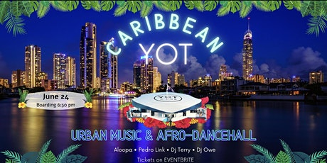 Afro-Caribbean Yacht Party. tickets