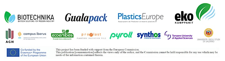 Specialist in the circular economy of plastic packaging image