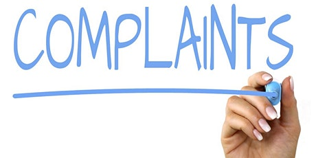 Complaints handling for Practice Admin and Reception Staff tickets