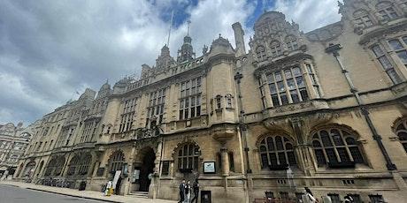 Oxford Jobs Fair tickets