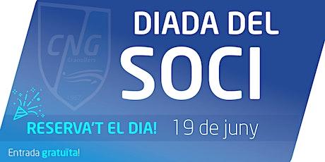 Diada del Soci 2021. entradas