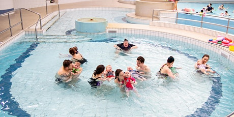 Adult and Baby (0-12 months) Class - Swimming Lessons (Weekends) tickets