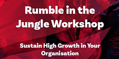 Rumble in the Jungle Workshop Taster Session tickets
