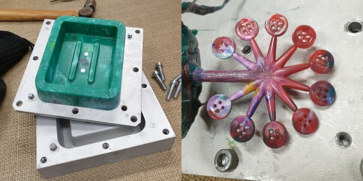 Mould Making for Eco Objects: 2-Part Workshop image