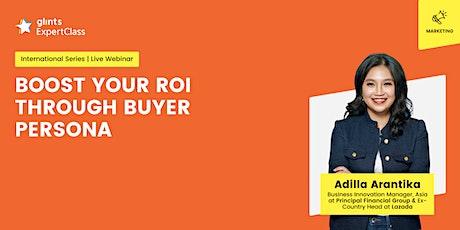 GEC International - Boost Your ROI through Buyer Persona tickets