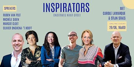 | INSPIRATORS |Onderweg naar groei tickets