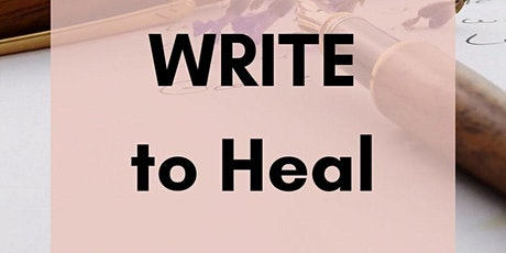 Spill your guts & healing special: Writing about heartbreak and break-ups tickets