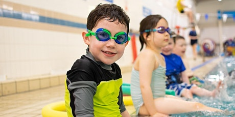 Preschool (3½ -5 years) Class - Swimming Lessons (Week Days) tickets