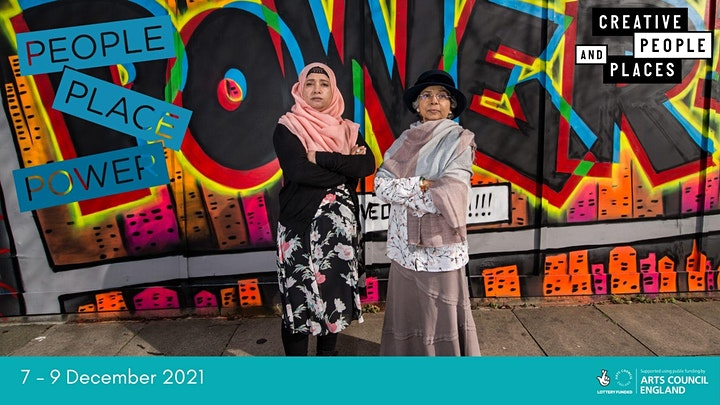 People Place Power: 7-9 Dec 2021 image