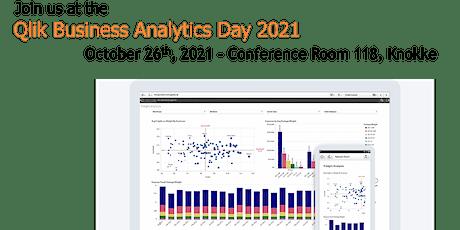 Qlik Business Analytics Day 2021 tickets