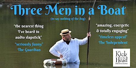 Three Men in a Boat tickets