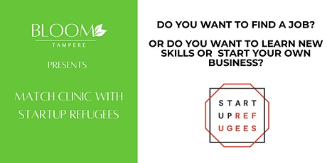 Startup Refugees Info and Match Clinic tickets