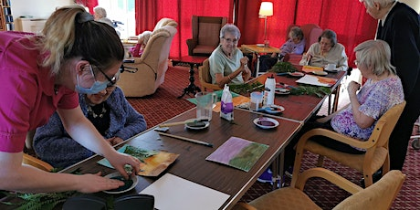 Artists in Older People's Care: working with care providers tickets