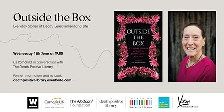 Outside the Box - An evening with Liz Rothschild tickets
