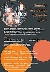 Summer Art Camp 2 tickets