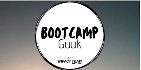 Bootcamp Guuk tickets