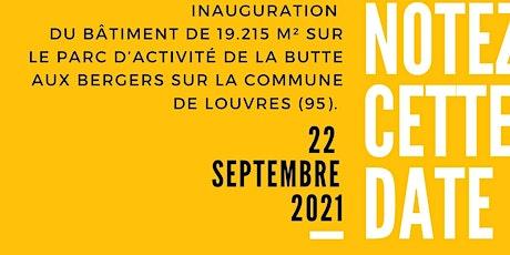 Inauguration du projet à Louvres (95) tickets