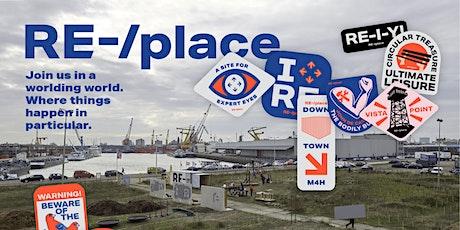 RE-/place: Publiek Werken in M4H tickets