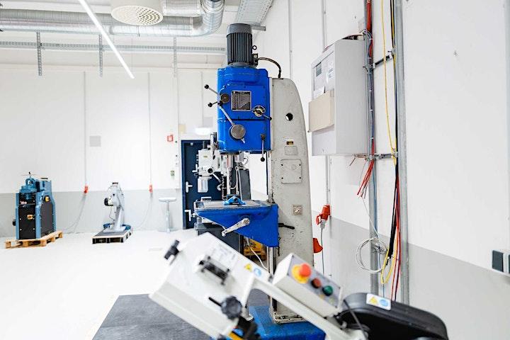 INNOPORT Werkstatteinführung MAKERSPACE: Bild