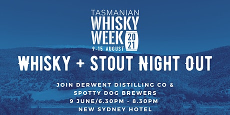 Whisky + Stout Night Out tickets