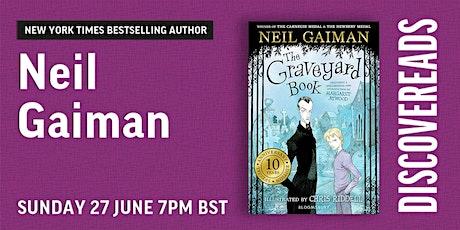DiscoveReads Presents: Neil Gaiman tickets