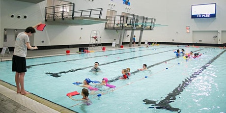 Intensive Learn to Swim Lessons (05/07/21 - 09/07/21) tickets