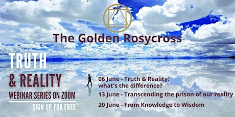 Public Talk Series - Truth and Reality tickets