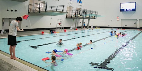 Intensive Learn to Swim Lessons (19/07/21 - 23/07/21) tickets