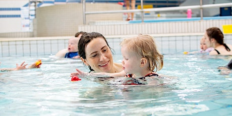 Adult and Child (2-3½ years)Class - Swimming Lessons (Week Days) tickets