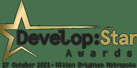 Develop:Star Awards 2021 tickets