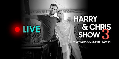The Harry and Chris Show tickets