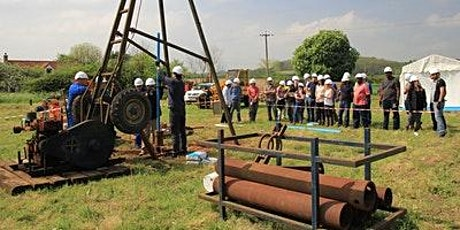 The Drilling Course - Developing Groundwater tickets