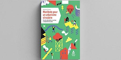 Webinaire Pour un urbanisme circulaire billets