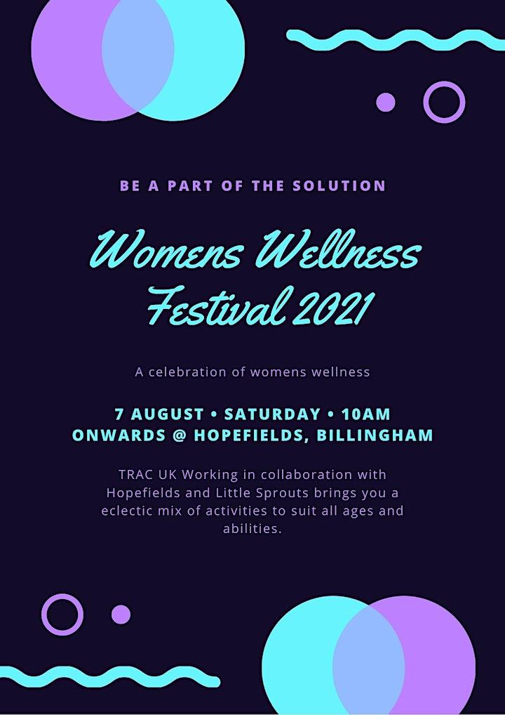 Women's Wellness Festival image