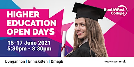 HE Open Day - Omagh Campus tickets