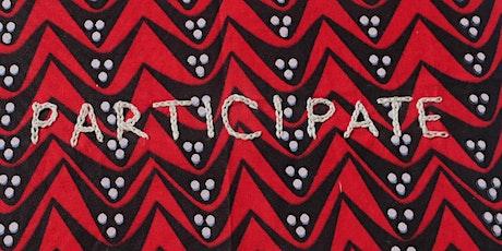 Civil Society Stitch Collective tickets