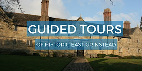 Guided Town Walks around East Grinstead tickets