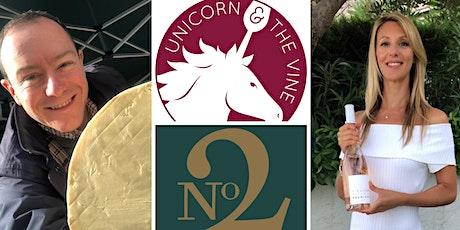 The Unicorn & The Cheesemonger - Summer Wine & British Cheese tickets