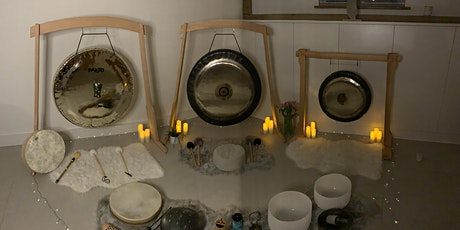 Sound Healing Gong Bath tickets