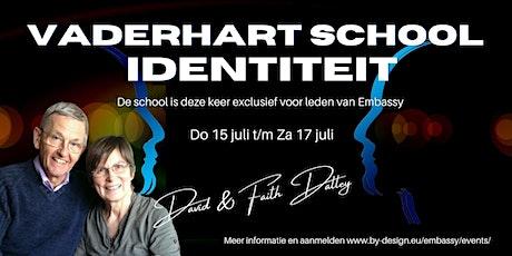 Vaderhartschool - Identiteit tickets