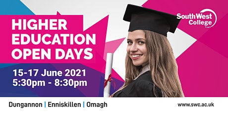 HE Open Day - Enniskillen Erne Campus tickets