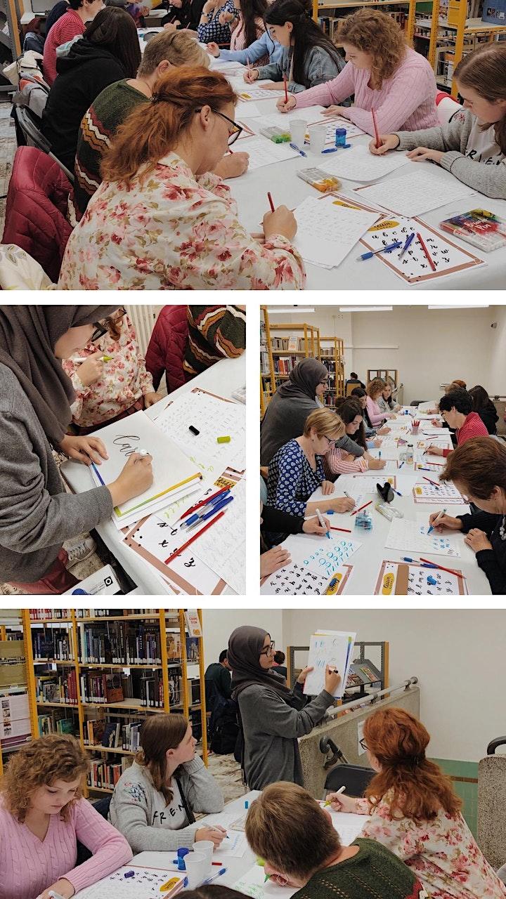 Brushlettering Workshop 6 Juli 2021 image