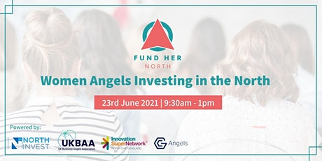 Women Angels Investing in the North tickets