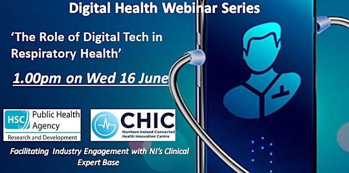 Digital Health Engagement Webinar  Series image