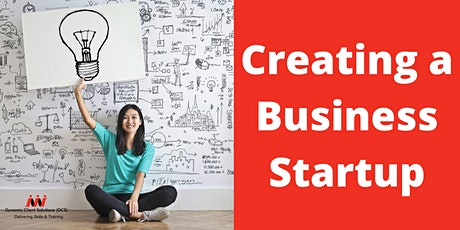 Register Your Interest - NCFE Level 2 Creating a Business Start-up tickets