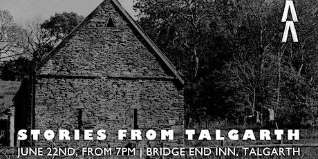 Stories of Talgarth tickets