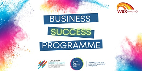 Business Success Programme - Webinar (South East LEP Region) tickets