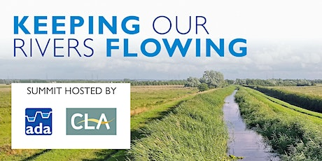 Keeping Our Rivers Flowing Summit Hosted by ADA  and the CLA tickets