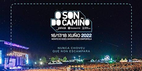 FESTIVAL O SON DO CAMIÑO 2021 -> 2022 entradas